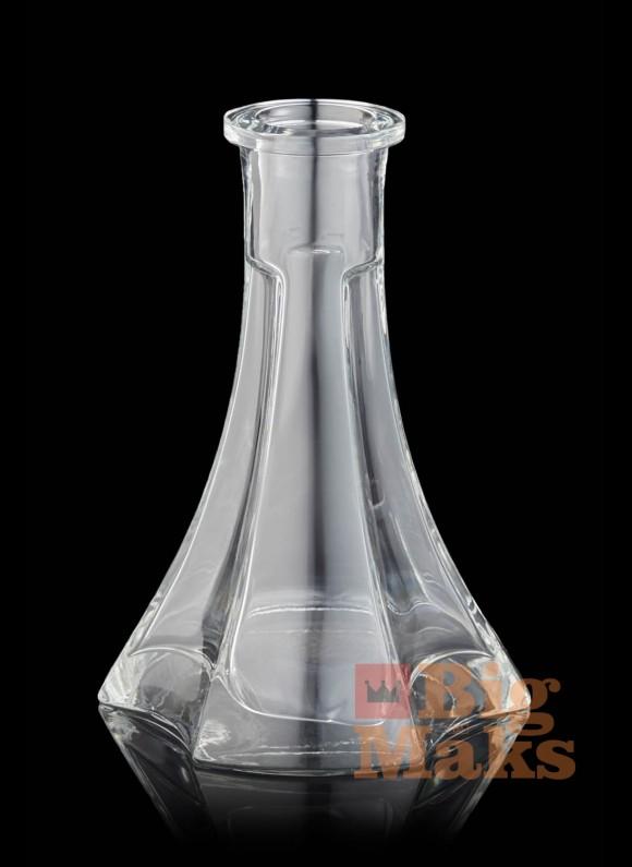 Прозрачная колба для кальяна ROCKET (Китай)