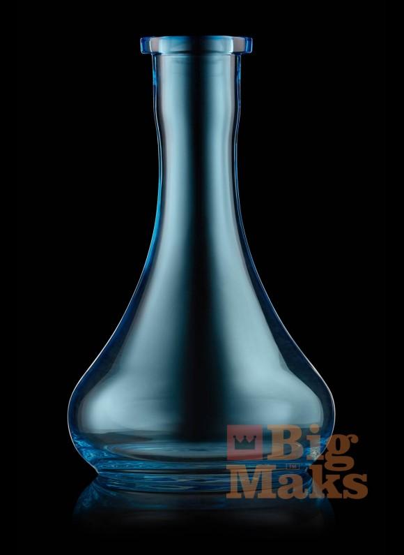 Цветная колба для кальяна форма DROP (Китай)