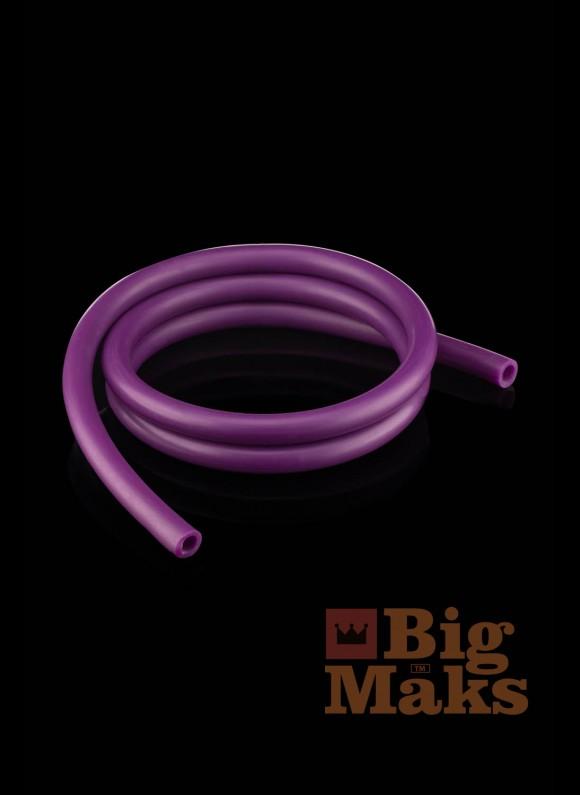 Шланг для кальяна матовый фиолетовый (бухта 150 метров)
