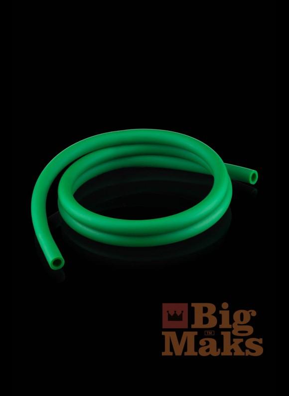 Шланг для кальяна матовый зеленый (бухта 150 метров)
